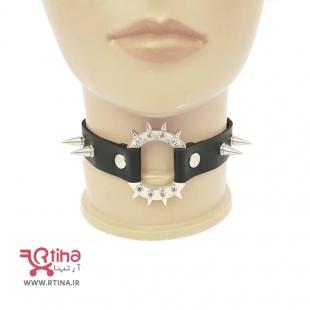 گردنبند خفتی گردنبند چوکر مشکی