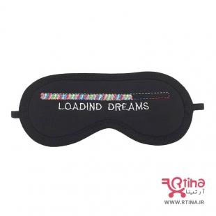 چشم بند برای خواب مدل Loading Dreams