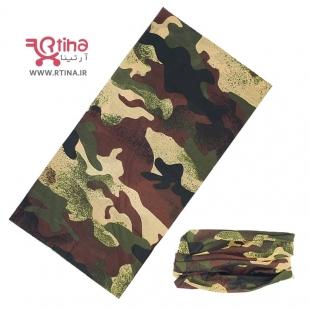 دستمال سر و گردن نظامی (اسکارف چریکی تاکتیکال)