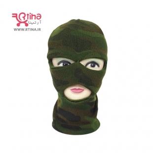 ماسک فیس نظامی استتار (کلاه صورت پوش ارتشی) مردانه و زنانه