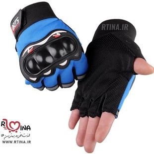دستکش ورزشی بدون انگشت