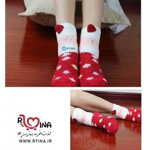 جوراب زنانه بابانوئل
