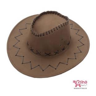 کلاه لبه دار کابویی
