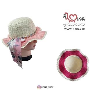 عکس کلاه آفتابی دخترانه