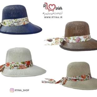 عکس کلاه کنفی زنانه