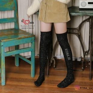 جوراب تا بالای زانو زنانه جدید
