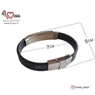 دستبند چرمی پسرانه جدید