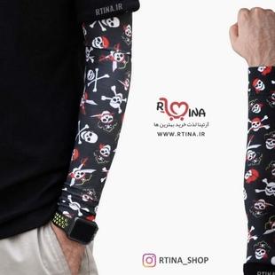 خرید ساق دست مردانه مشکی