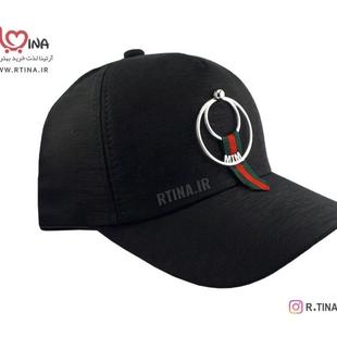 مدل کلاه بیسبالی مشکی