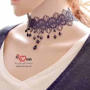 گردنبند آویز دار گیپوری