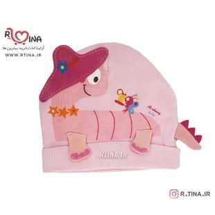 کلاه استرچ نوزادی