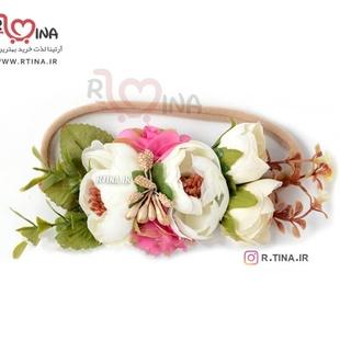 تل نوزادی گل دار