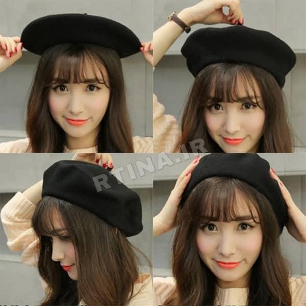 چگونه کلاه فرانسوی بپوشیم