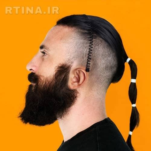 نحوه بستن تل مو مردانه
