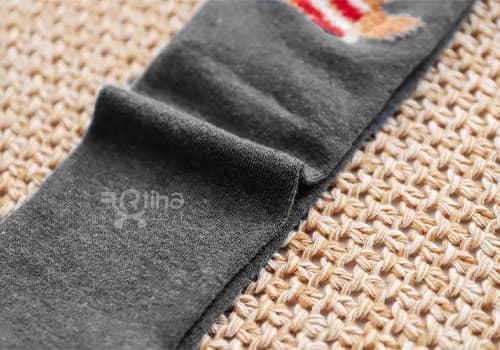 جوراب اسپرت ساق کوتاه زنونه