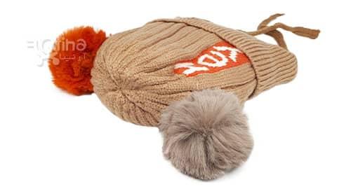 عکس کلاه زمستانی بچه گانه لاکچری