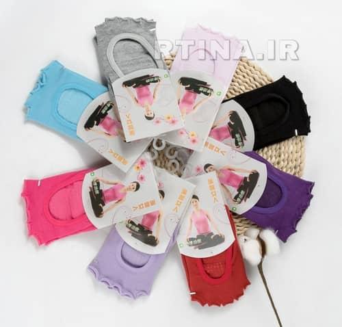 جوراب های رنگی از کجا بخرم