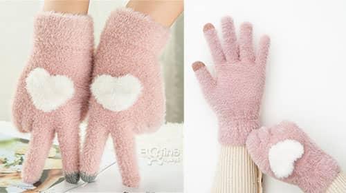 خرید اینترنتی دستکش تاچ اسکرین زنانه