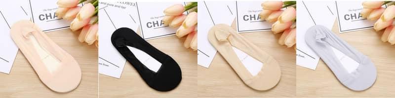 عکس جوراب زنانه ساده