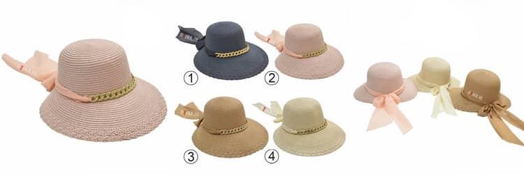 مدل کلاه افتابگیر دخترانه شیک