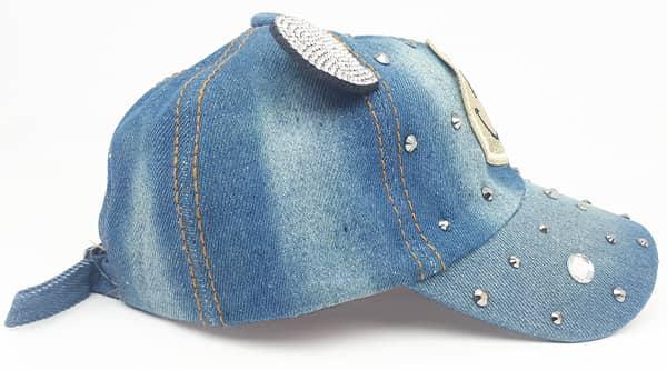 خرید کلاه جین گوش دارجدید