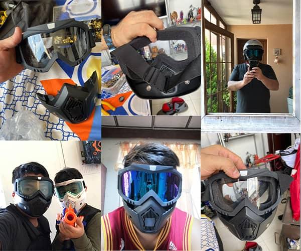ماسک برای اسکی از کجا بخرم