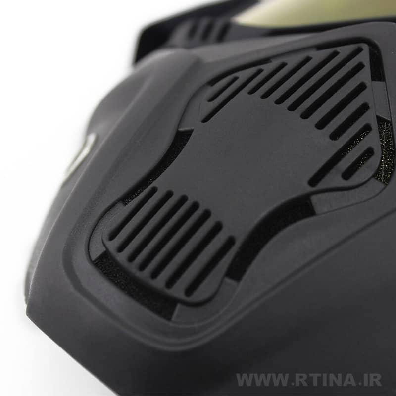 ماسک ضد بخار موتور