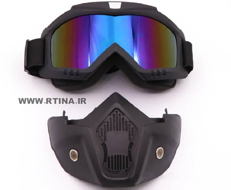خرید عینک مخصوص موتور سواری