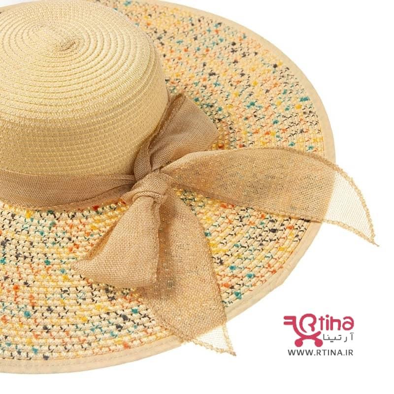 ساحلی کلاه حصیری زنانه