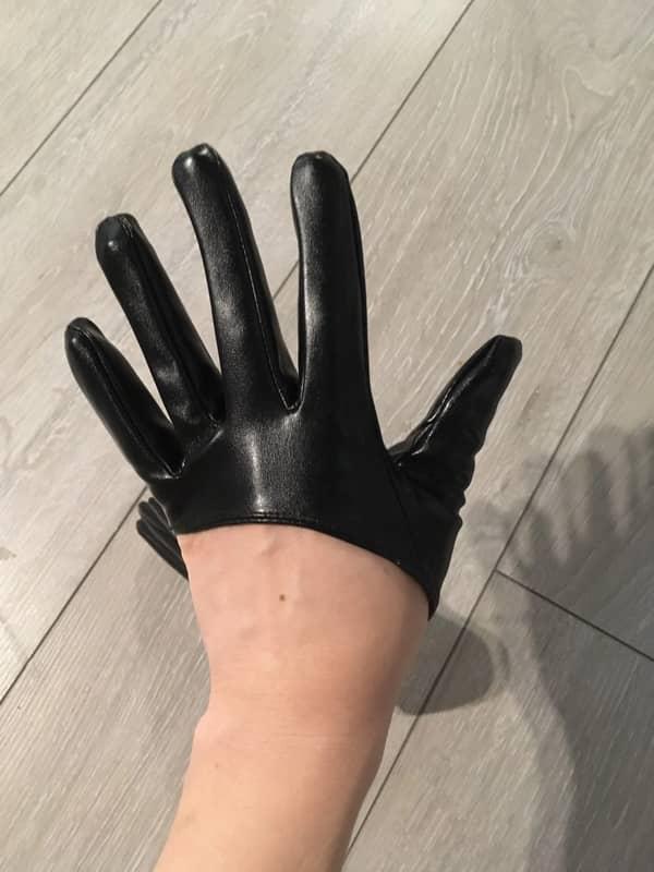 دستکش چرمی ارتینا
