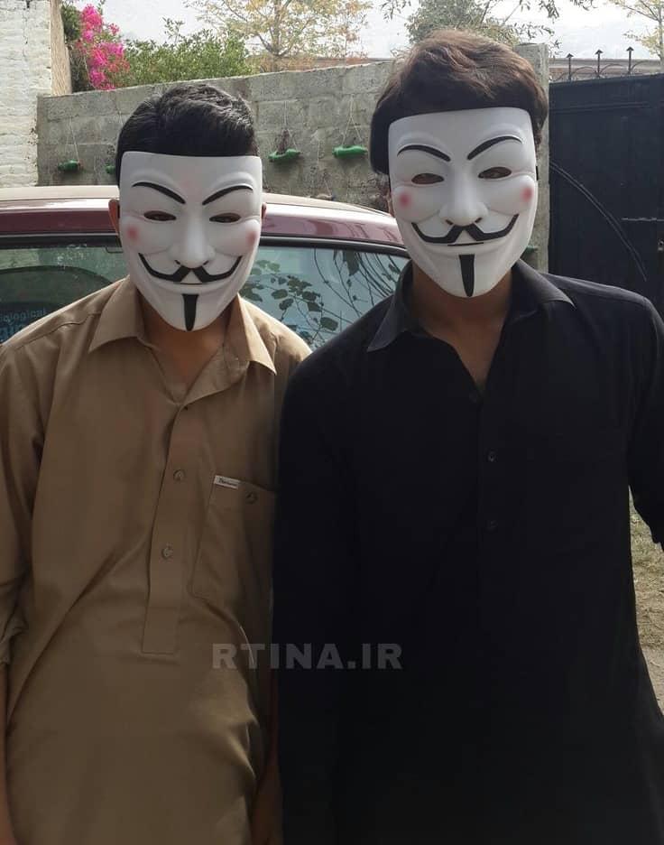 ماسک هکری