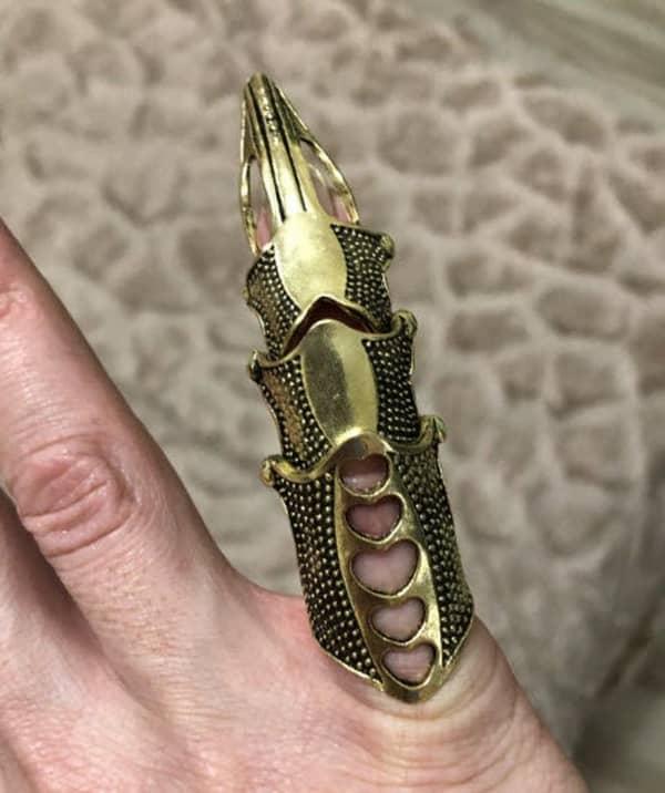 انگشتر لوکس مردانه