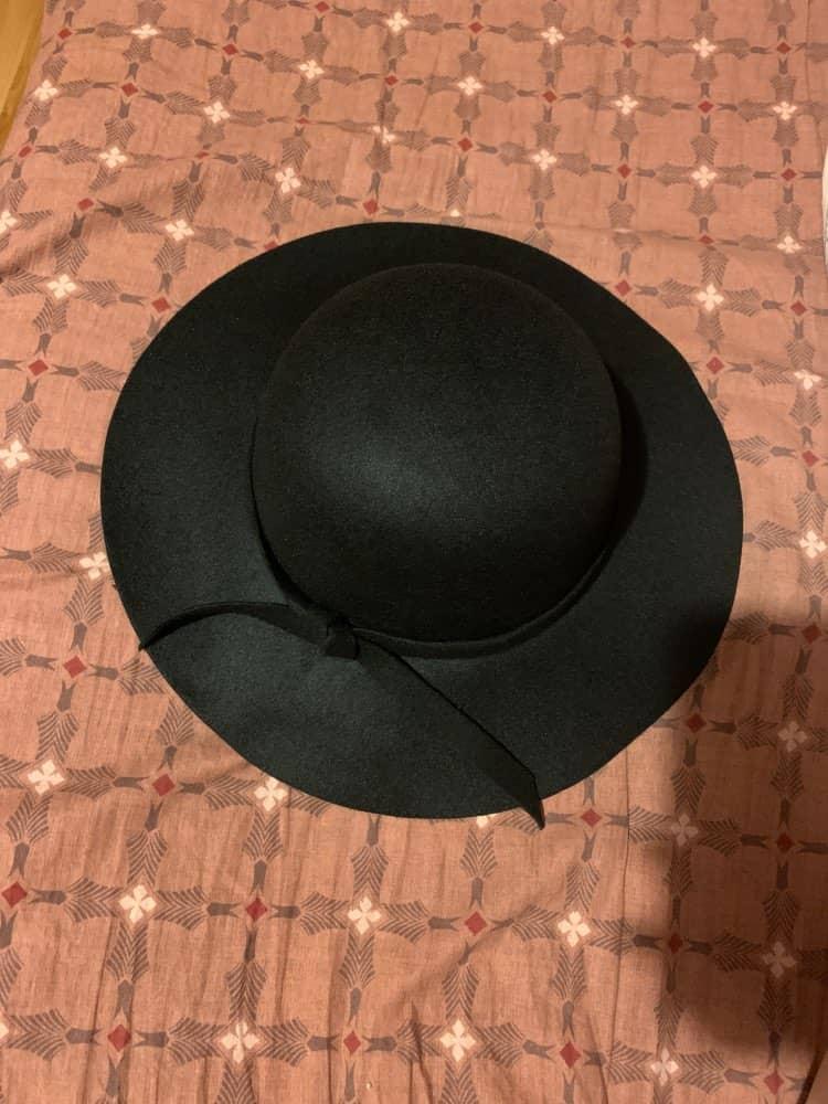 کلاه شهرزادی لبه دار