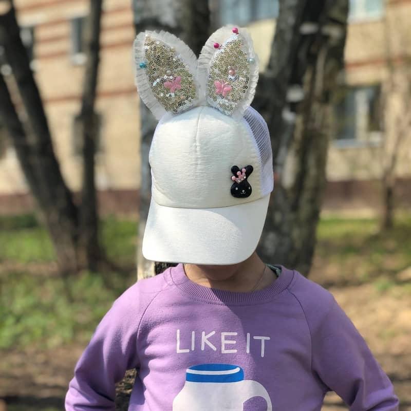 عکس کلاه کپ اسپرت دخترانه