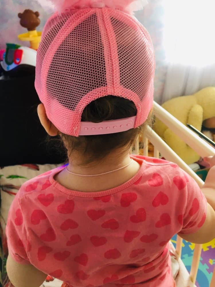 کلاه دوگوش دخترانه