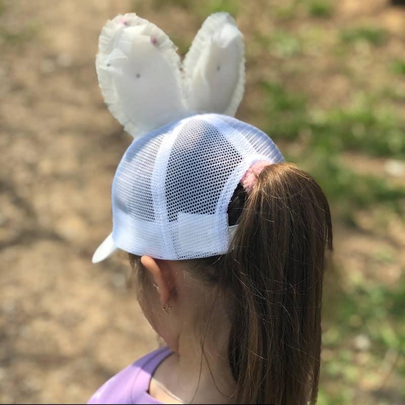 کلاه بچه گانه خرگوشی