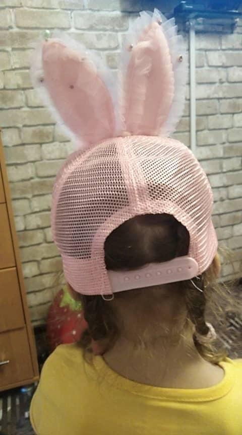 کلاه دخترانه برای عید