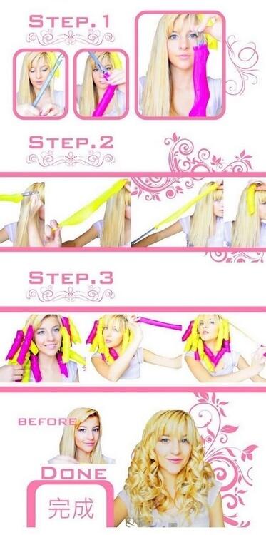 استفاده از فر کننده مو