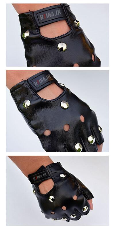 خرید دستکش چرمی پسرونه جدید