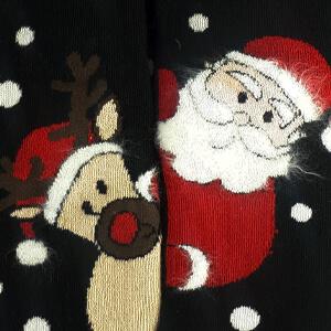 مدل جوراب کریسمسی