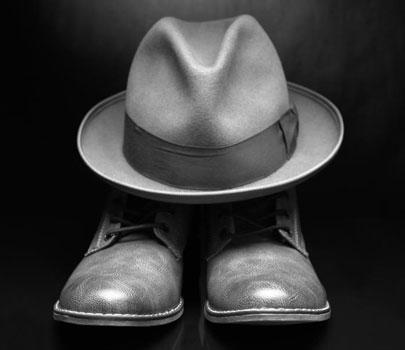 کلاه شاپو، کلاه فدورا، کلاه کلاسیک، کلاه پهلوی، کلاه انگلیسی یا کلاه شهرزادی 1
