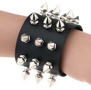 فروش دستبند چرم جدید