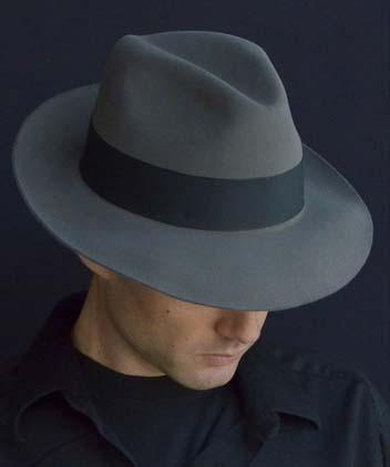 کلاه شاپو، کلاه فدورا، کلاه کلاسیک، کلاه پهلوی، کلاه انگلیسی یا کلاه شهرزادی 2