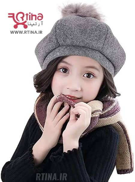 کلاه فرانسوی زمستانی