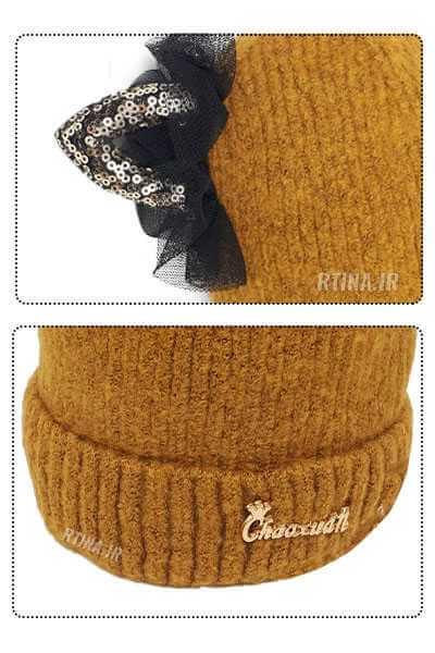 خرید و قیمت جدیدترین کلاه های بافت بچه گانه