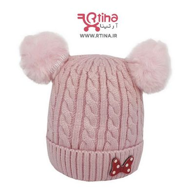 کلاه زمستانی نوزادی