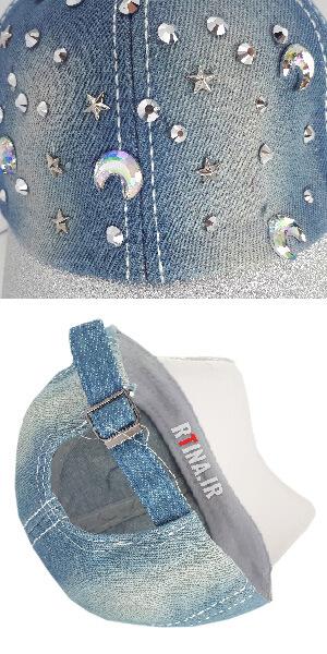 مدل کلاه لی نگین دار جدید