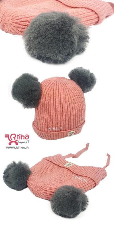 خرید کلاه روگوشی بچه گانه