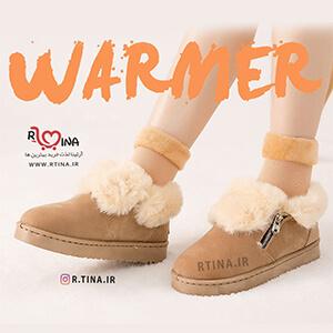 مدل جوراب زمستانی دخترانه