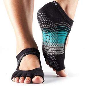جوراب ورزشی جوراب یوگا جوراب پیلاتس بدون لغزش